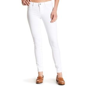 Articles of Society White Sarah Skinny Jeans